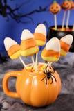 Süßigkeitmaiskuchenknalle lizenzfreie stockfotos