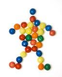 Süßigkeitmann Stockfoto