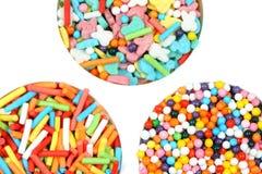 Süßigkeitmischung Lizenzfreie Stockfotos