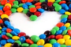 Süßigkeitneigung Lizenzfreie Stockfotos