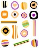 Süßigkeits-Illustration Stockfotos