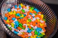 Süßigkeits-Schüssel Lizenzfreie Stockfotos
