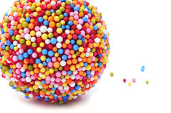 Süßigkeitsball Lizenzfreie Stockfotos