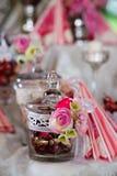 Süßigkeitsglas Stockbilder