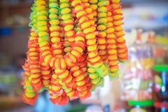 Süßigkeitshalskette lizenzfreie stockfotografie