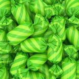 Süßigkeitshintergrund, Wiedergabe 3D Lizenzfreie Stockfotografie