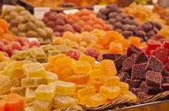 Süßigkeitskauen Lizenzfreie Stockfotos