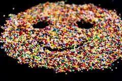 Süßigkeitslächeln Stockbilder