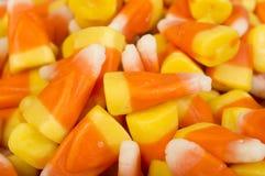 Süßigkeitsmaisabschluß oben Stockfotos