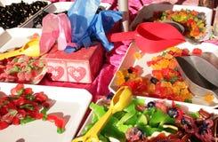 Süßigkeitsmarkt Lizenzfreie Stockfotografie
