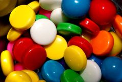 Süßigkeitsregenbogen lizenzfreies stockbild