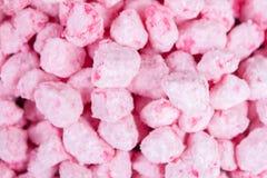 Süßigkeitsrosa stockbilder