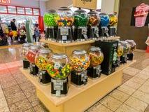 Süßigkeitsstall Lizenzfreies Stockfoto
