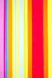 Süßigkeitsstreifen-Holzhintergrund Lizenzfreie Stockfotografie