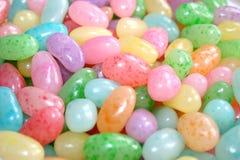 Süßigkeitwachtel-Osterei Lizenzfreie Stockfotos