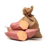 Süßkartoffel Lizenzfreies Stockfoto