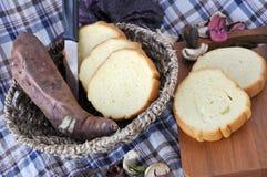 Süßkartoffel-Brot Stockbilder