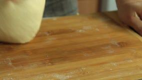 Süßkartoffel Quesadilla-Rezeptsatz stock video