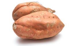 Süßkartoffeln Stockfotos