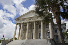 Süd-Carolina Custom House Stockbild