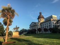 Süd-Carolina Statehouse, Kolumbien, South Carolina Lizenzfreie Stockfotos