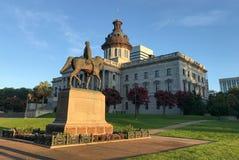 Süd-Carolina Statehouse, Kolumbien, South Carolina Stockbilder