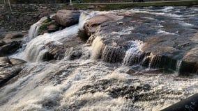 Süd-Carolina Waterfall Lizenzfreie Stockfotografie