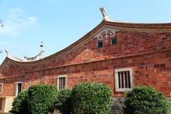 Süd-Fujian-Artarchitektur Lizenzfreies Stockbild