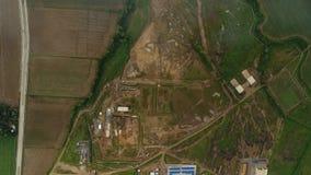 Süd-Negros-Baustelle Stockfoto