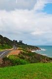 Südafrika, Garten-Weg Lizenzfreie Stockfotografie