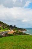 Südafrika, Garten-Weg Lizenzfreie Stockbilder
