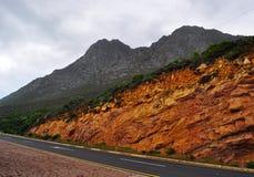 Südafrika, Garten-Weg Stockfoto