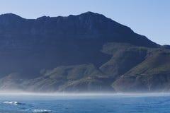 Südafrikanische Küste stockfoto