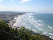 Südafrikanische Wellen Stockfoto