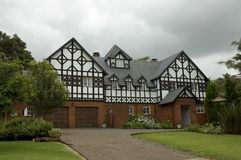 Südafrikanisches Gästehaus Lizenzfreies Stockbild