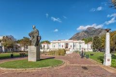 Südafrikanisches National Gallery in Cape Town lizenzfreies stockfoto