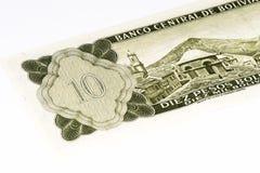 Südamerika-currancy Banknote Lizenzfreie Stockfotografie