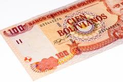 Südamerika-currancy Banknote Stockfoto