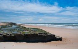 Südamerika-Küste Lizenzfreie Stockfotos