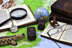 Südamerikanische Studien Lizenzfreies Stockfoto