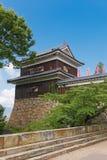 Süddrehkopf 16. c von Ueda Castle in Ueda, Japan Stockfoto