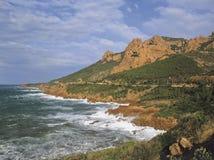 Süden von Frankreich Stockfoto