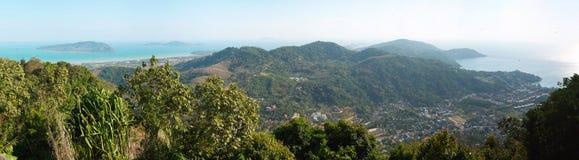 Südende von Phuket-Insel Lizenzfreie Stockfotografie