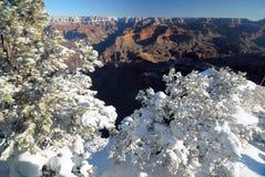 Südfelge im Winter Stockbilder