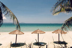Südinsel Nha Trang Stockbild