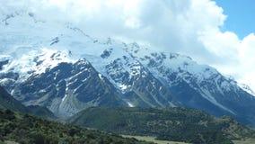 Südinsel von Neuseeland Lizenzfreies Stockbild