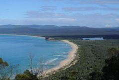 Südküste, New South Wales, Australien Lizenzfreies Stockfoto