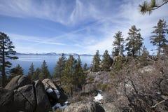Südlake tahoe Lizenzfreies Stockbild
