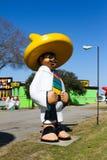 Südlich der Grenze South Carolina Lizenzfreies Stockbild