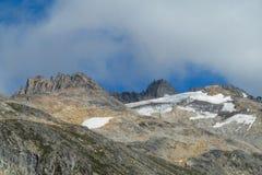 Südliche Anden-Strecke Cerro Castillo in Chile lizenzfreie stockbilder